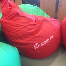 Примеры брендирования кресел мешков нашей компанией