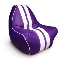 """Кресло мешок """"Ферарри"""" фиолетовое"""