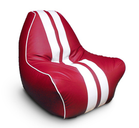 """Кресло мешок """"Ферарри"""" красное"""