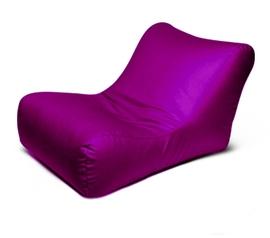 """Кресло мешок """"Лежак"""" Фуксия"""