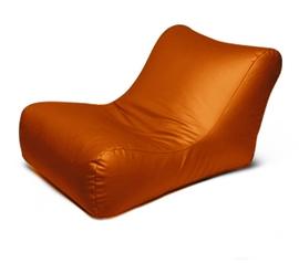 """Кресло мешок """"Лежак"""" Оранжевое"""