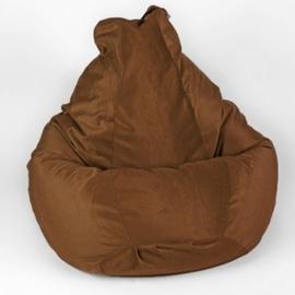Кресло мешок груша XXL Energy Brown