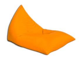 """Кресло мешок """"Пирамида"""" Оранжевое"""