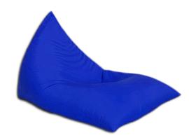 "Кресло мешок ""Пирамида"" Синее"