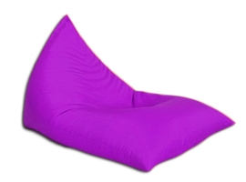 """Кресло мешок """"Пирамида"""" Фуксия"""