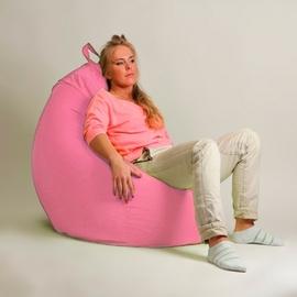 Кресло мешок груша XXL Стандарт Розовое